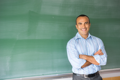 Education Charity Calls On Men To Take Up The Challenge Of Teaching