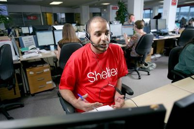 Charity Helpline Receives A Call For Help Every Three Minutes