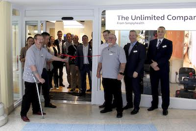 The Unlimited Company Officially Opens in Andover