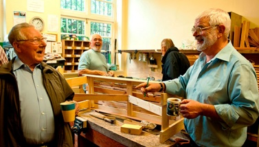 Help Available For Rural Men's Sheds