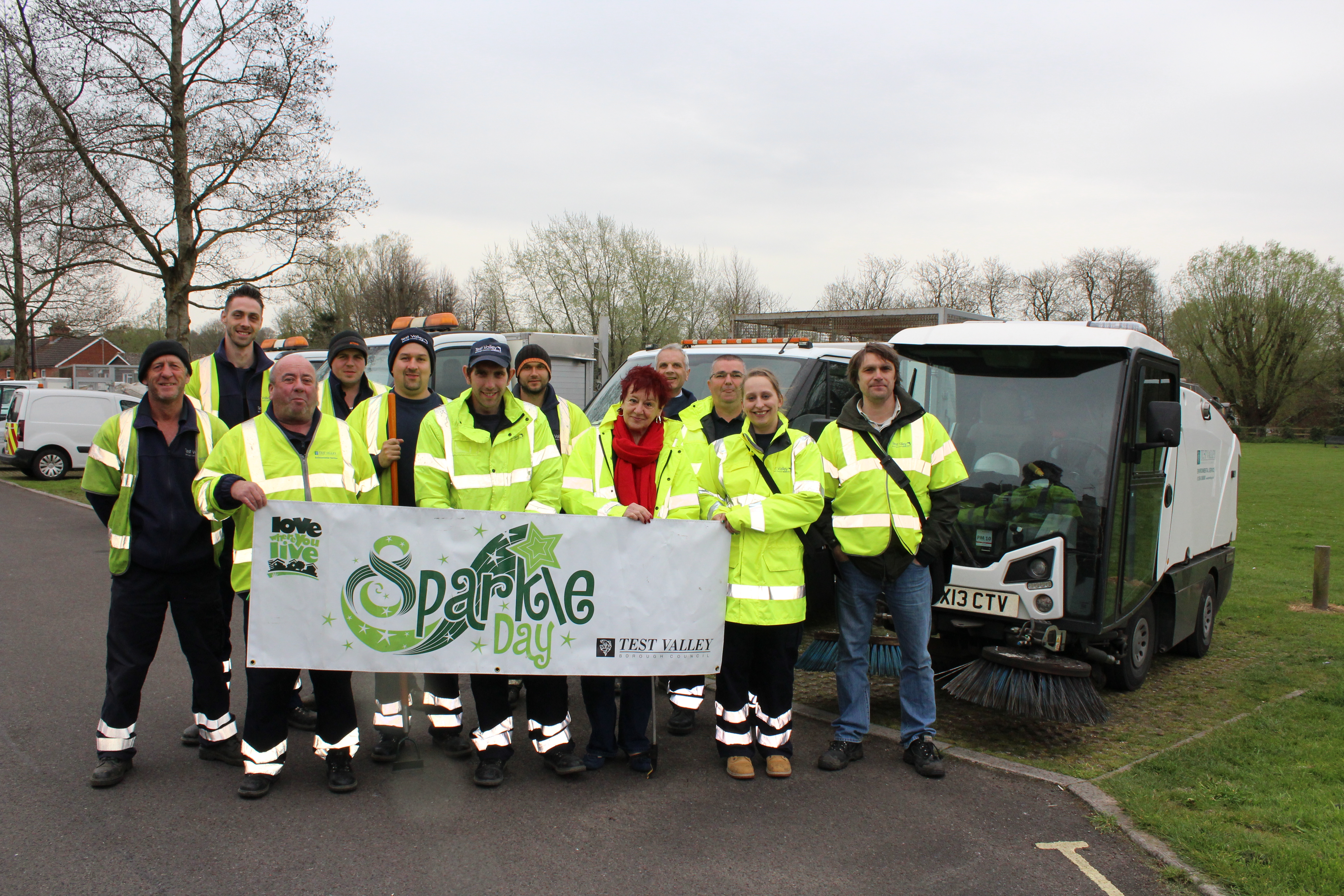 Sparkling Spring Clean For Suffolk Road