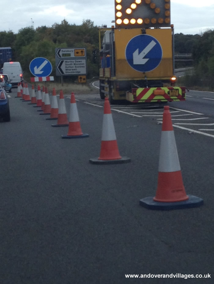 A34 Still Encountering Traffic Problems