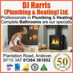 DJ Harris Plumbing and Heating