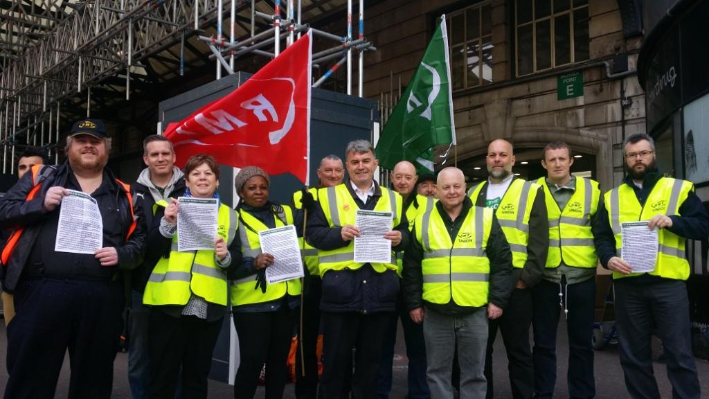 Local Politics | RMT Strike to Hit Hampshire | Andover & Villages