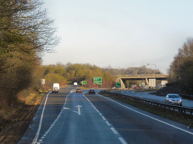 Traffic News | Crash on A303 Westbound at Barton Stacey