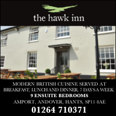 Situations Vacant | Bar & Waiting Staff Required at The Hawk Inn, Amport