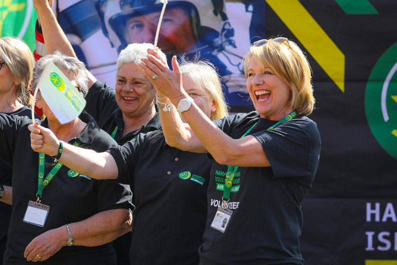 Health News | HIOWAA Need Volunteers | Andover & Villages