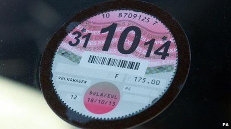 Is Your Vehicle Tax Current and Legal?