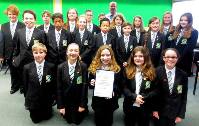 Harrow Way Designated Lead Computing at School