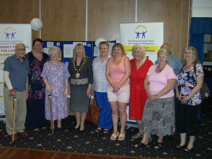 Andover Community News - Princess Royal Trust Pamper Day for Carers