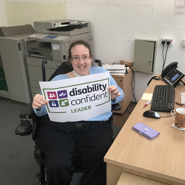 Business News | Enham Trust declared as Disability Confident Leader | Andover & Villages