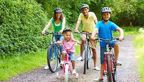 Health News | Outdoor Fun Makes Happy Families | Andover & Villages
