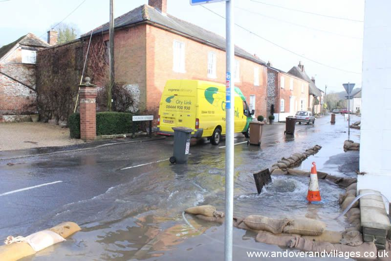 Support to Businesses During Flooding Earns Council Award