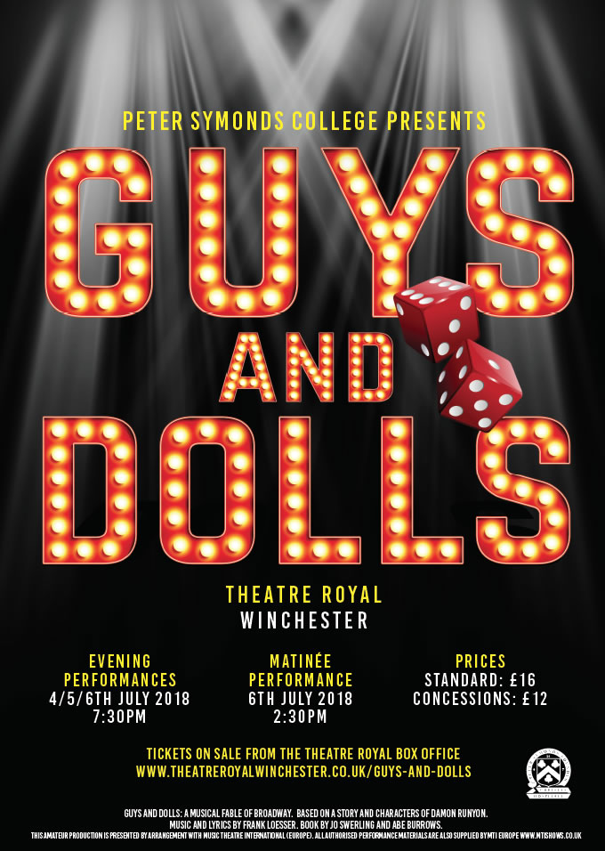 Education News | College Students Put on Guys and Dolls | Andover & Villages