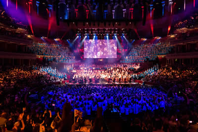Education News | Hampshire takes over The Royal Albert Hall on St George's Day | Andover & Villages
