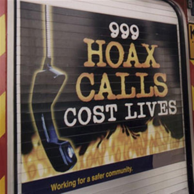 Local News | Hoax Caller Recording released by Hants Fire | Andover & Villages