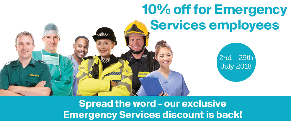 Food News | Supermarket Gives Discount to Emergency Services | Andover & Villages