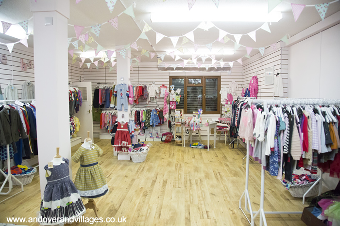 A Bounty of Beautiful Children's Clothes at Little Hampshire