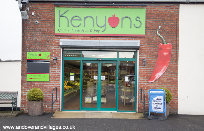 Fresh Fruit Vegetables and Produce at Kenyons