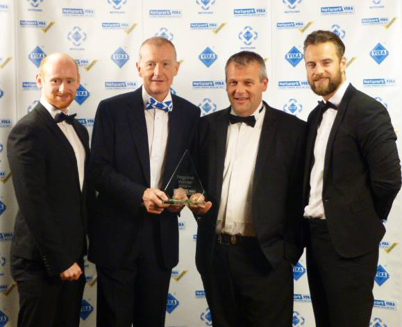 Andover Favourite KJM Voted Top by Customers - Again