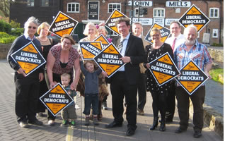 Local News | Lib Dems Gloat Over Town Council Take Over