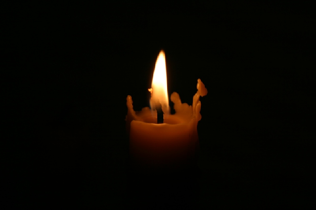 Andover news - LIGHTS OUT – candlelit commemoration