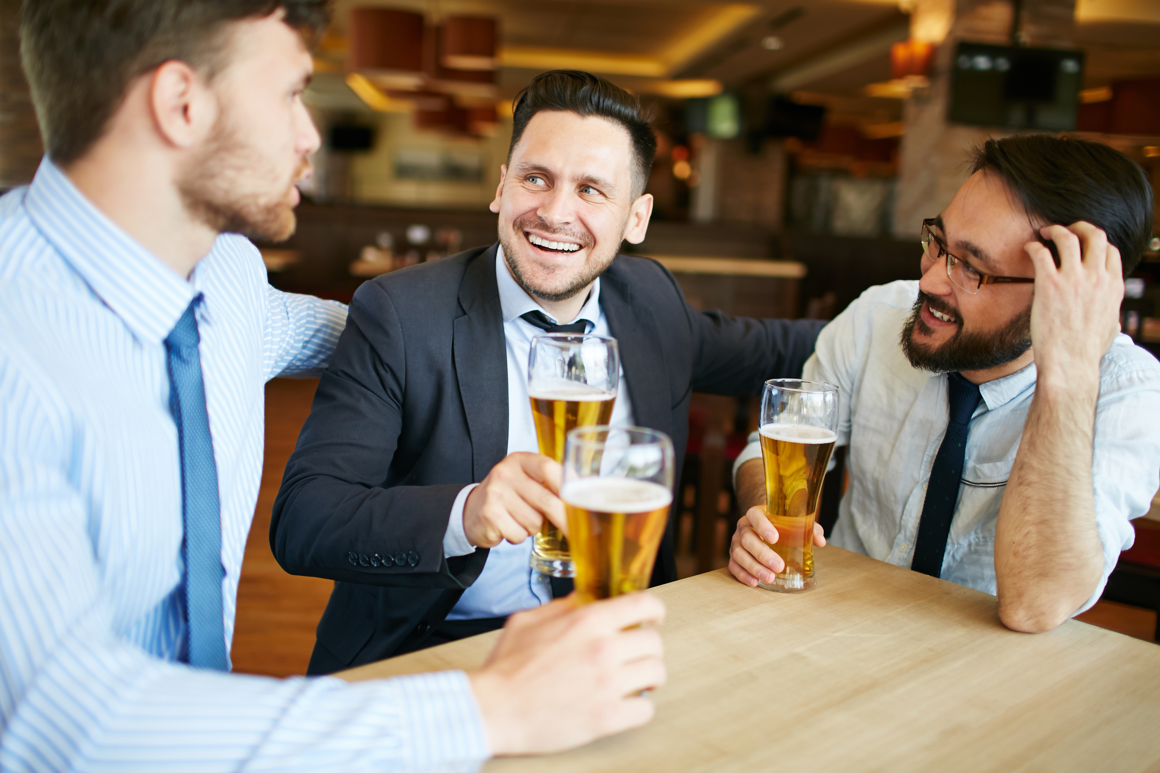 Business News | Can your boss call time on lunchtime drinking | Romsey & Villages