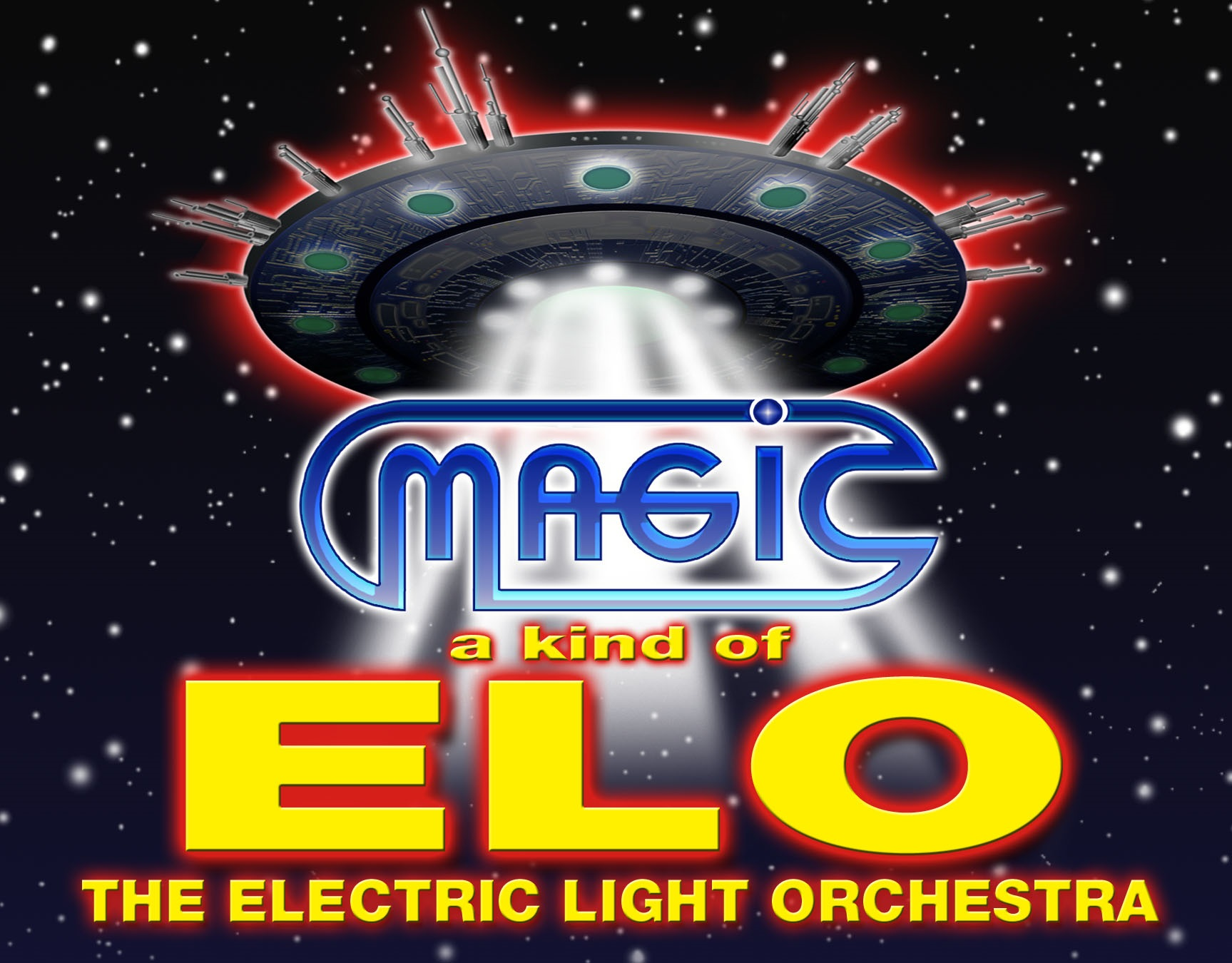 What's On | Magic, A Kind of ELO | Andover & Villages