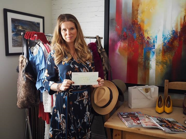 Business News | Passion for Fashion Attracts Grant | Andover & Villages