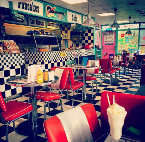 Local News | Popular Local American Diner Targeted | Andover & Villages