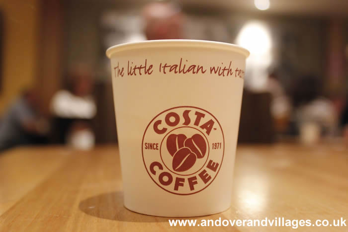 Andover Costa Host Coffee Masterclass and Launch New Coffee