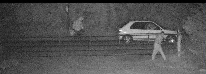 Andover News - CCTV Image Issued Following Theft at Grateley Farm