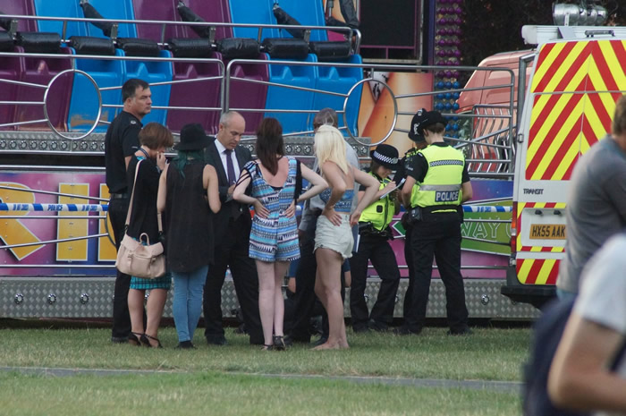 Andover News - Two Women Injured at Andover Carnival