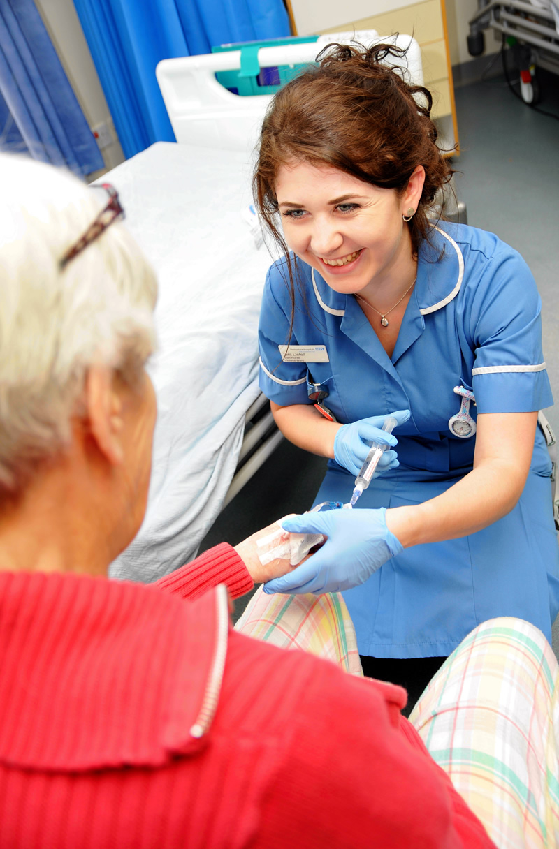 Health News | Recruitment Event for Qualified Nurses | Andover & Villages