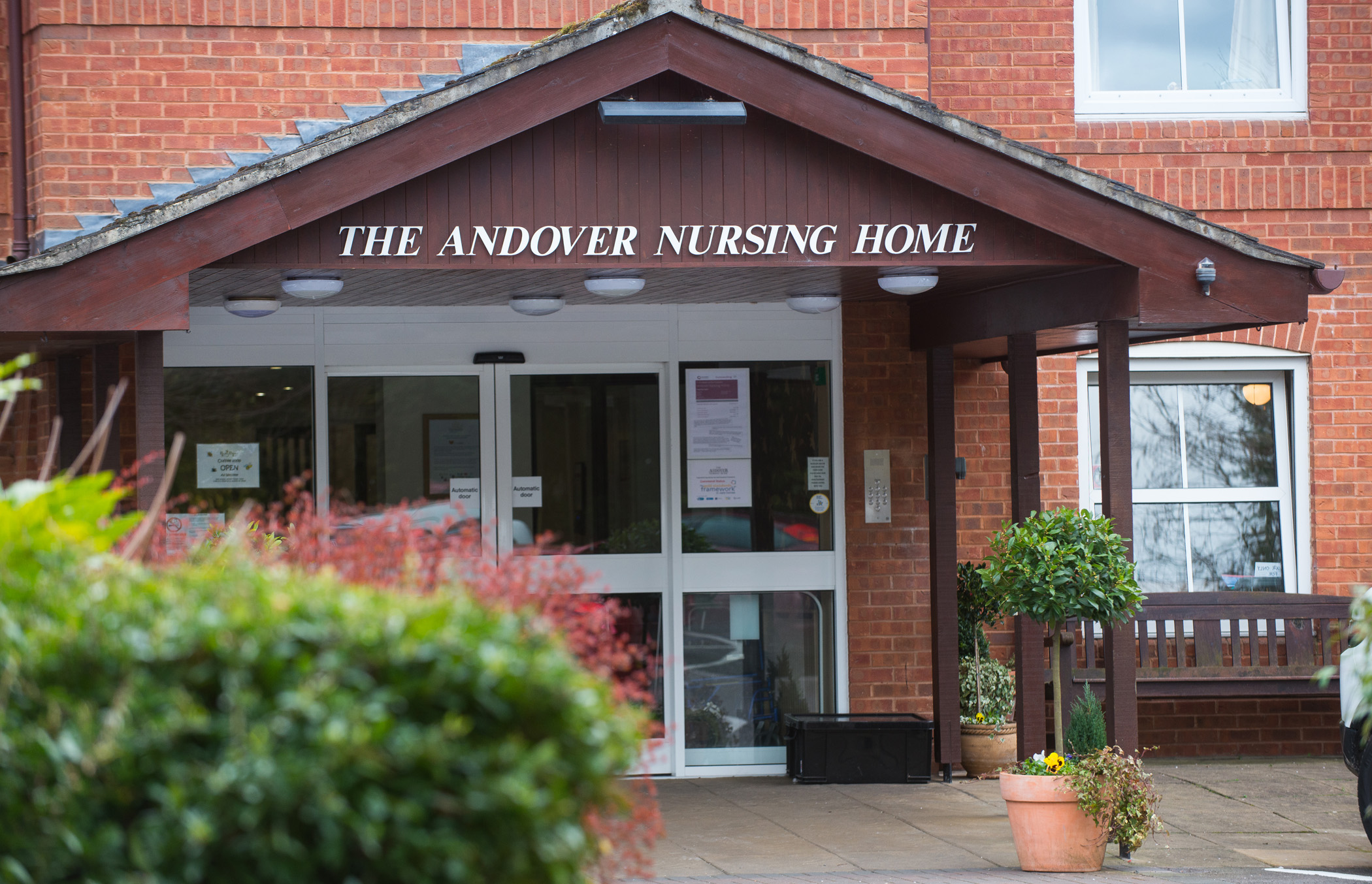 Local News | Outstanding nursing home recognised for end of life care | Andover & Villages