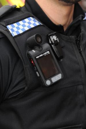 Local News | Police Camera Stolen in Andover Incident