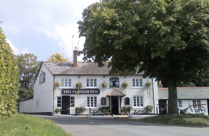 Plough Inn, Grateley is on the Market