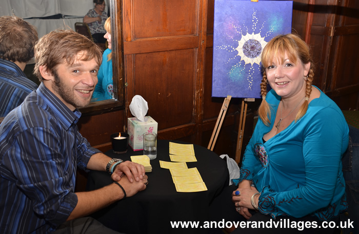 Andover's October Psychic Fair Continues