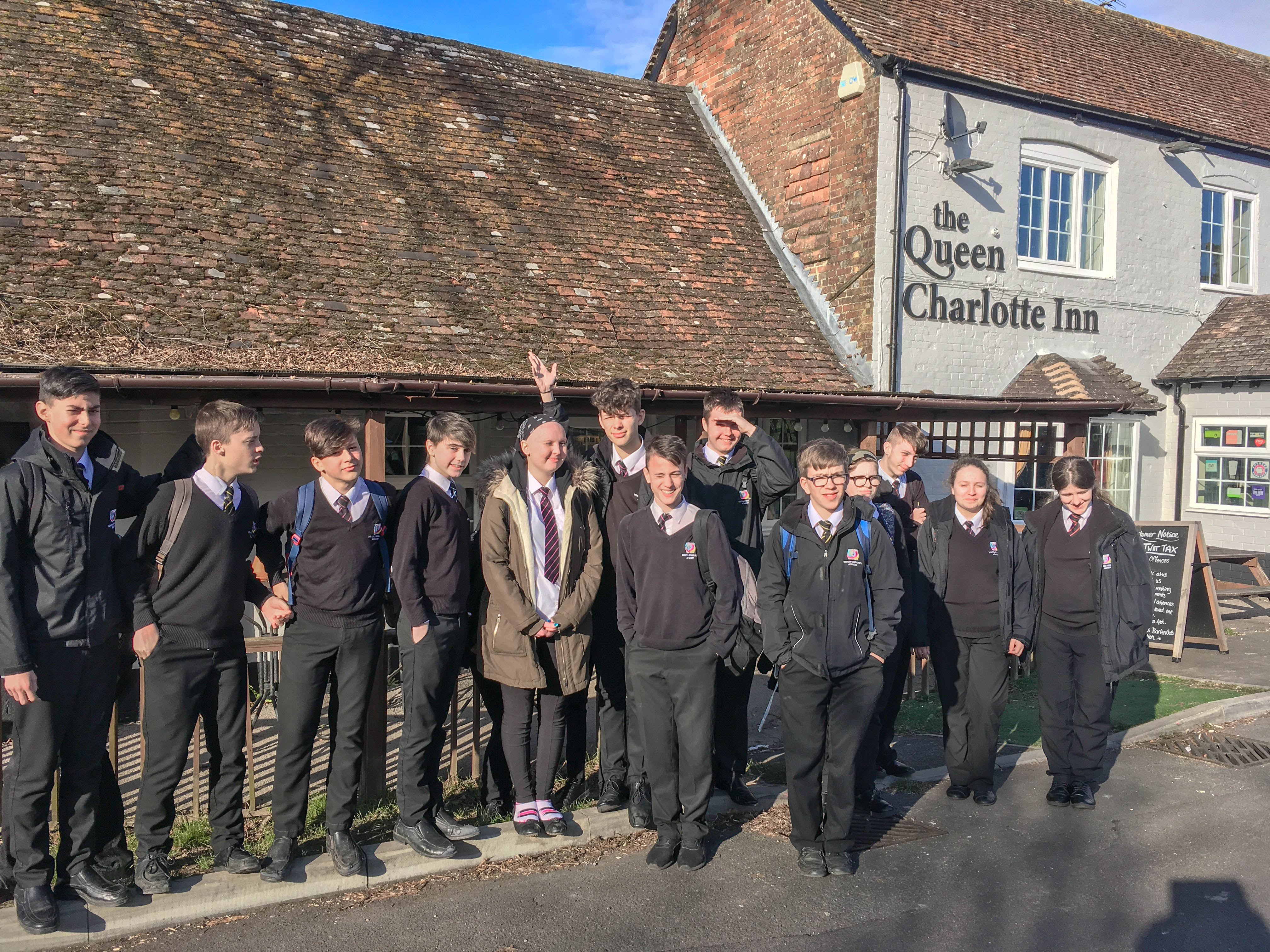 Education News | Winton on the Menu | Andover & Villages