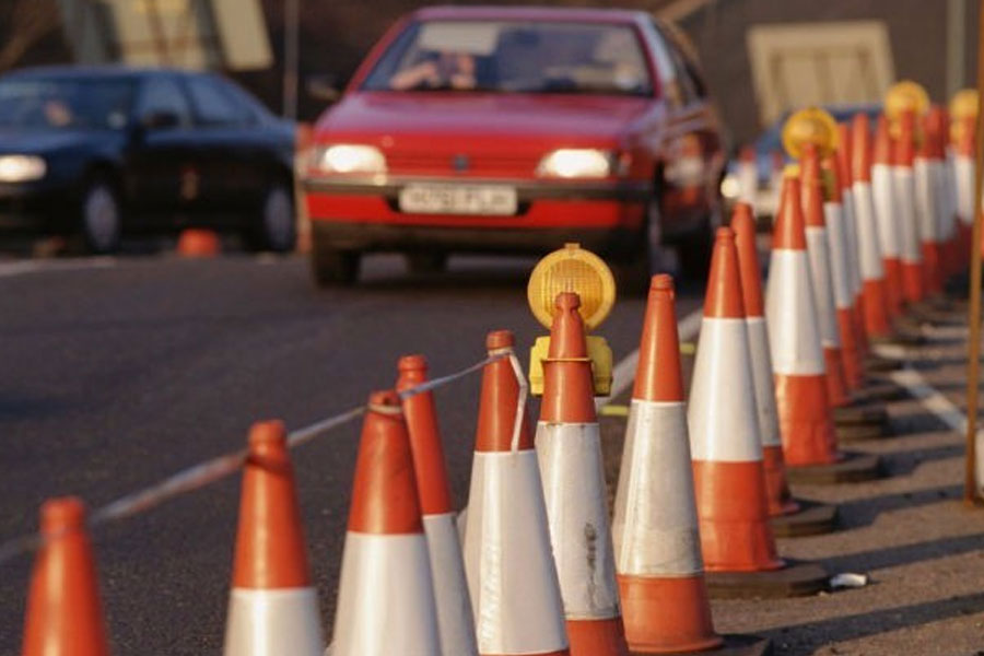 Travel News | Local Roadworks for the Week - 23rd April 2018 | Andover & Villages
