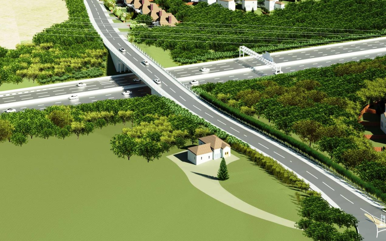 Traffic News | Plans for New Bridge Over the M27 in Romsey  | Andover & Village
