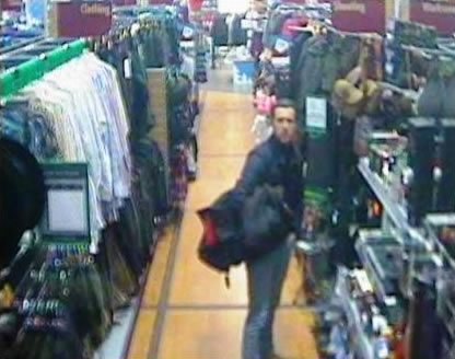 CCTV Appeal After Theft from Scats in Andover