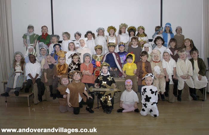 Abbotts Ann Infant School Christmas Nativity Play
