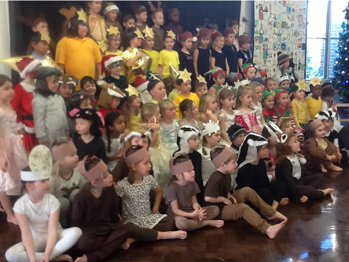 Portway Infant School Christmas Plays