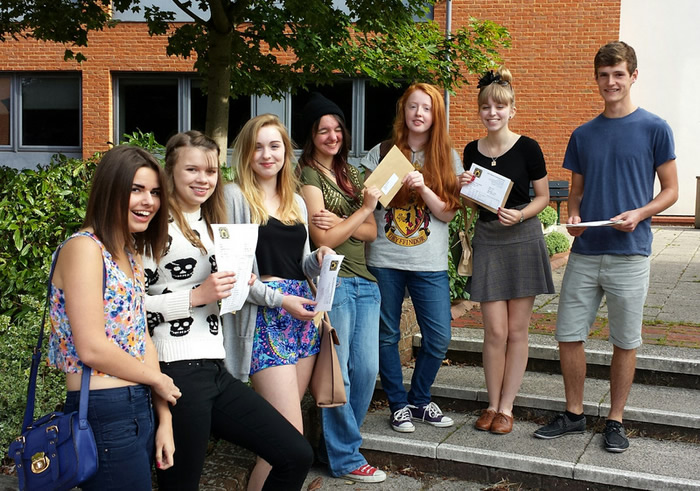 Andover School News - John Hanson School Celebrate Fantastic Results