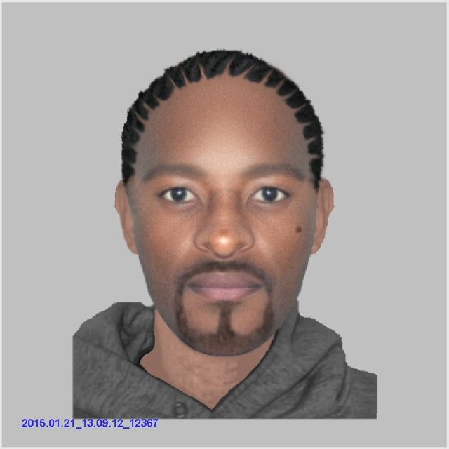 E-fit issued after a woman is sexually assaulted in Andover