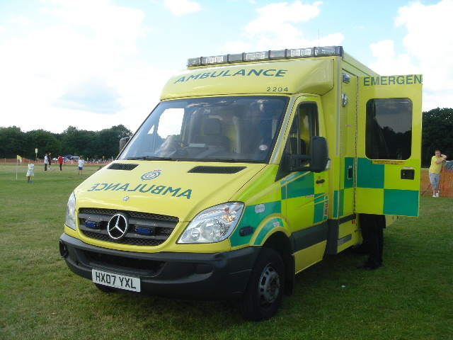 South Central Ambulance Service Encourages People to Use Services Wisely
