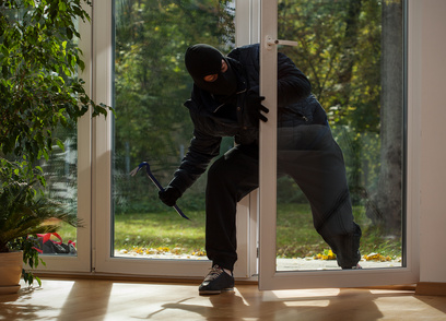 Local News | Summer Burglary Warning | Andover & Villages