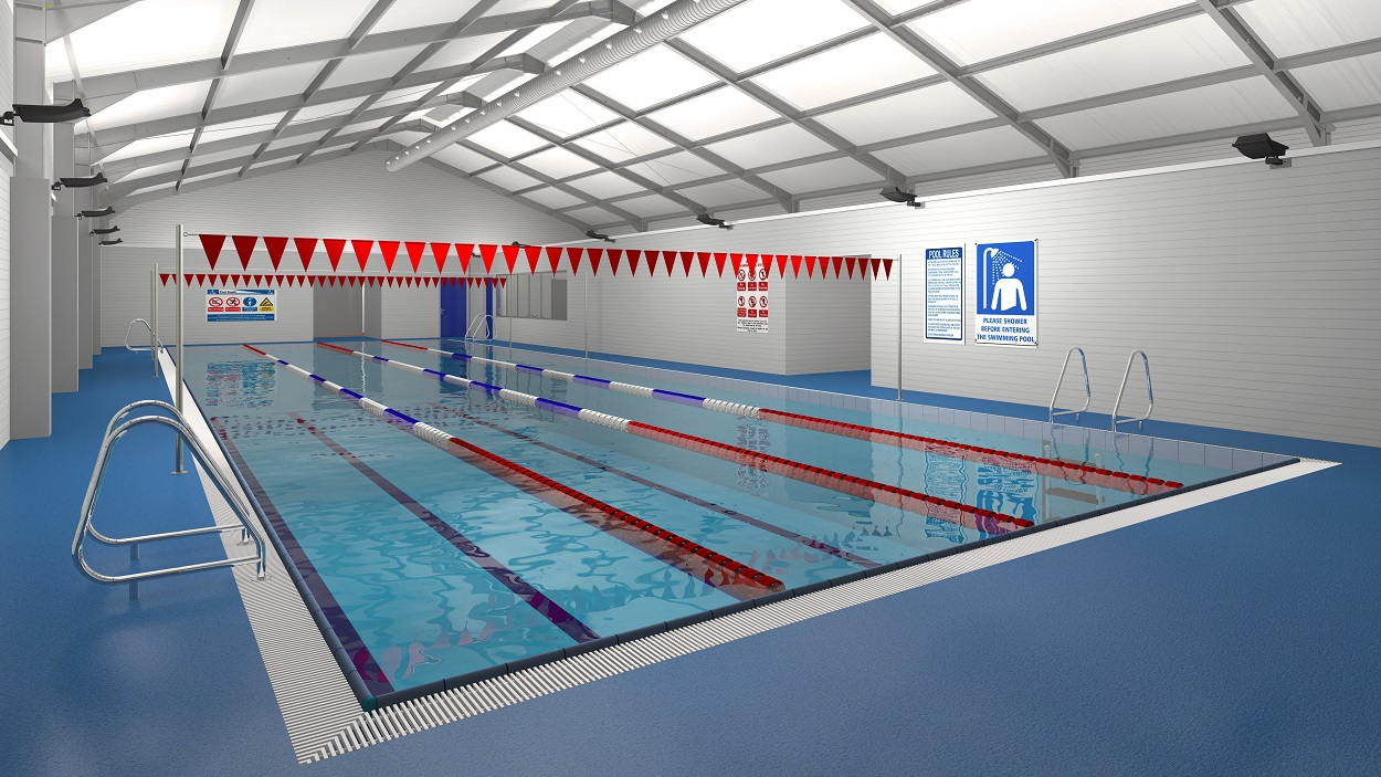 Local News | Council's Temporary Swimming Pool Delayed Again | Andover & Villages