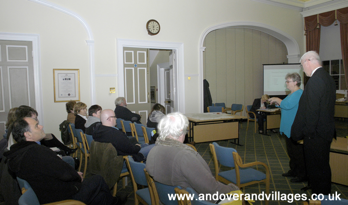 Andover Town Council Host Forum on Local Plan Initiative